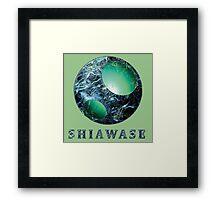 Shiawase Framed Print