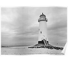 Prestatyn Lighthouse Poster
