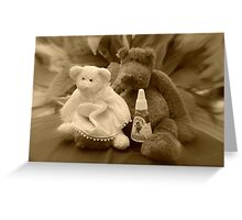 Come to Pappa Greeting Card