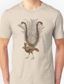 The Lyre bird. T-Shirt