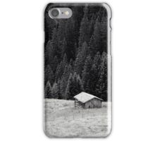BEYOND FIRS iPhone Case/Skin