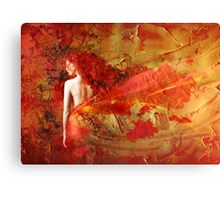 The Fire Within Canvas Print