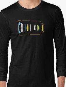 Photographer camera lens construction Long Sleeve T-Shirt