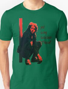 Toecutter is the sh1t! T-Shirt
