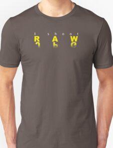 Raw shooter photographer T-Shirt