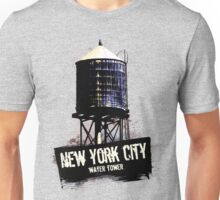 New York City Water Tower Unisex T-Shirt