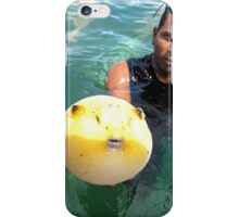 Adorable Puffer Fish iPhone Case/Skin