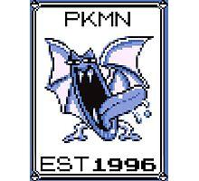 Golbat - OG Pokemon Photographic Print
