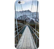 Hooker Valley Track Mt Cook NZ iPhone Case/Skin