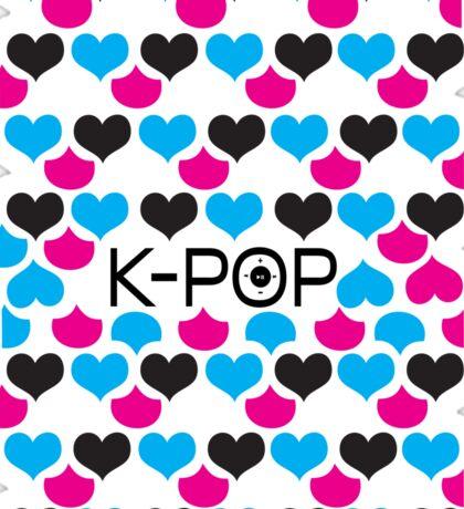 K-POP holic Sticker