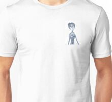 Tim Burton's Corpse Bride - Victor Unisex T-Shirt