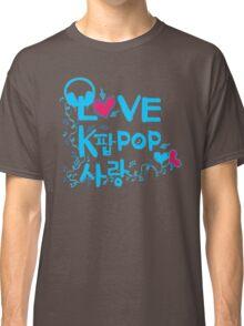LOVE kpop SARNAG Classic T-Shirt