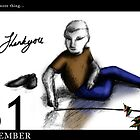 December 31st - ... and one more thing.. by 365 Notepads -  School of Faces