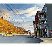 City Streets Photographic Print