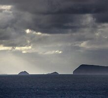 Wedge Island, from Innes National Park. by pablosvista2