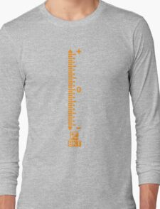 Bracket before shoot Long Sleeve T-Shirt