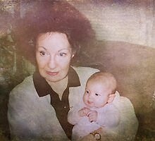 Gram and Baby Cass by Laurie Search