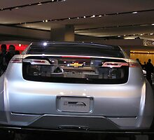 NAIAS 2008 - Chevrolet Volt Concept by nvedamuthu