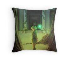 Saria Throw Pillow