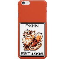 Arcanine - OG iPhone Case/Skin
