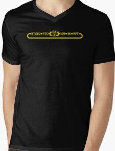 Flash photographer Mens V-Neck T-Shirt