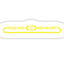 Flash photographer Sticker