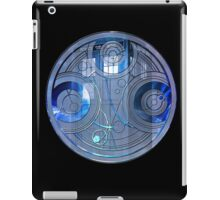 Time Lord Seal iPad Case/Skin
