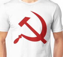 Hammer_and_sickle Unisex T-Shirt