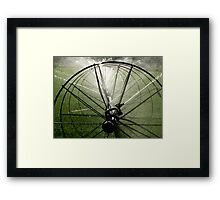 Sprinklers  - Light Framed Print