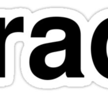 iraq Sticker