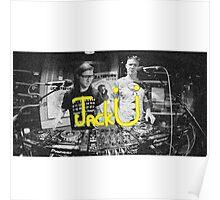 Jack U On Live Poster