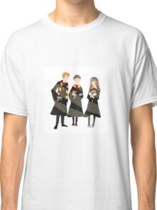 ron, harry, and hermione Classic T-Shirt