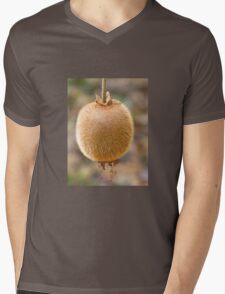 Kiwi Fruit Mens V-Neck T-Shirt