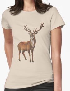 Grand Stag Womens Fitted T-Shirt