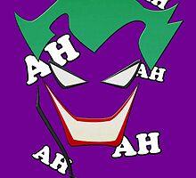 Batman - Joker AH AH AH AH AH by emapremo