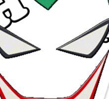 Batman - Joker AH AH AH AH AH Sticker