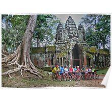 Cycling Angkor Poster