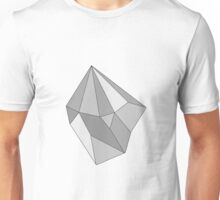 Grey Gem Unisex T-Shirt