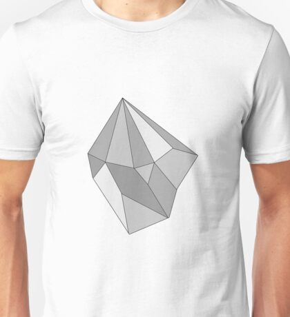 Grey Gem Unisex T-Shirt