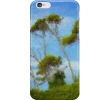 Maritime Pine  iPhone Case/Skin