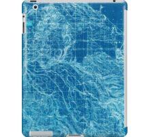 USGS Topo Map Oregon Boring 282192 1911 48000 Inverted iPad Case/Skin