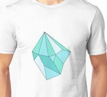 Teal Gem Unisex T-Shirt