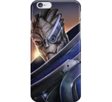 Mass Effect - Garrus Vakarian Cool Portrait iPhone Case/Skin