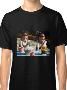 Tweedledum and Tweedledee Classic T-Shirt