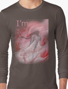 I'M YOUR ANGEL- Art + 44  Products Design  Long Sleeve T-Shirt