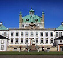 Fredensborg Palace, Denmark by Gavin Craig