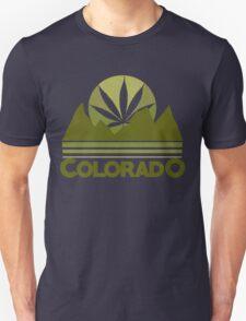 Colorado Marijuana humor T-Shirt