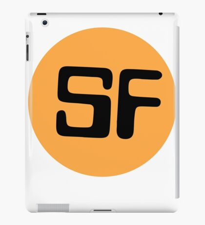 Library Geek - Sci Fi  iPad Case/Skin