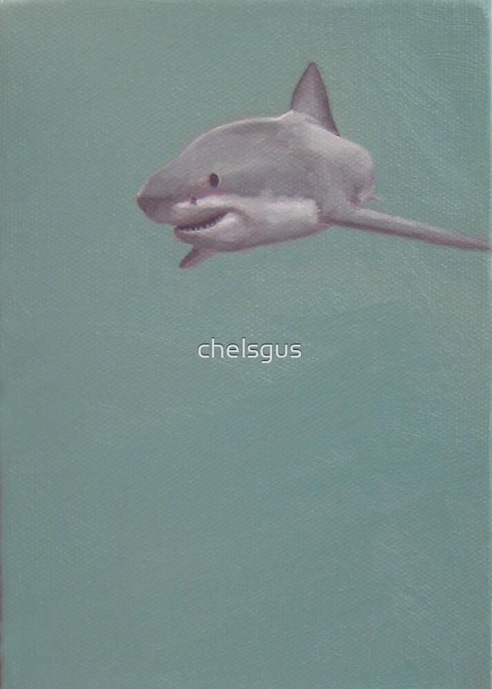 Great White by chelsgus