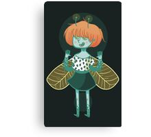 Insect Fairy  Canvas Print